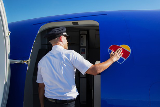 Southwest Airlines Brand Refresh