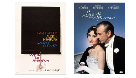 Love in the Afternoon Movie Posters