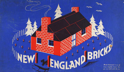 Hans-Joachim Richard Christoph New England Bricks